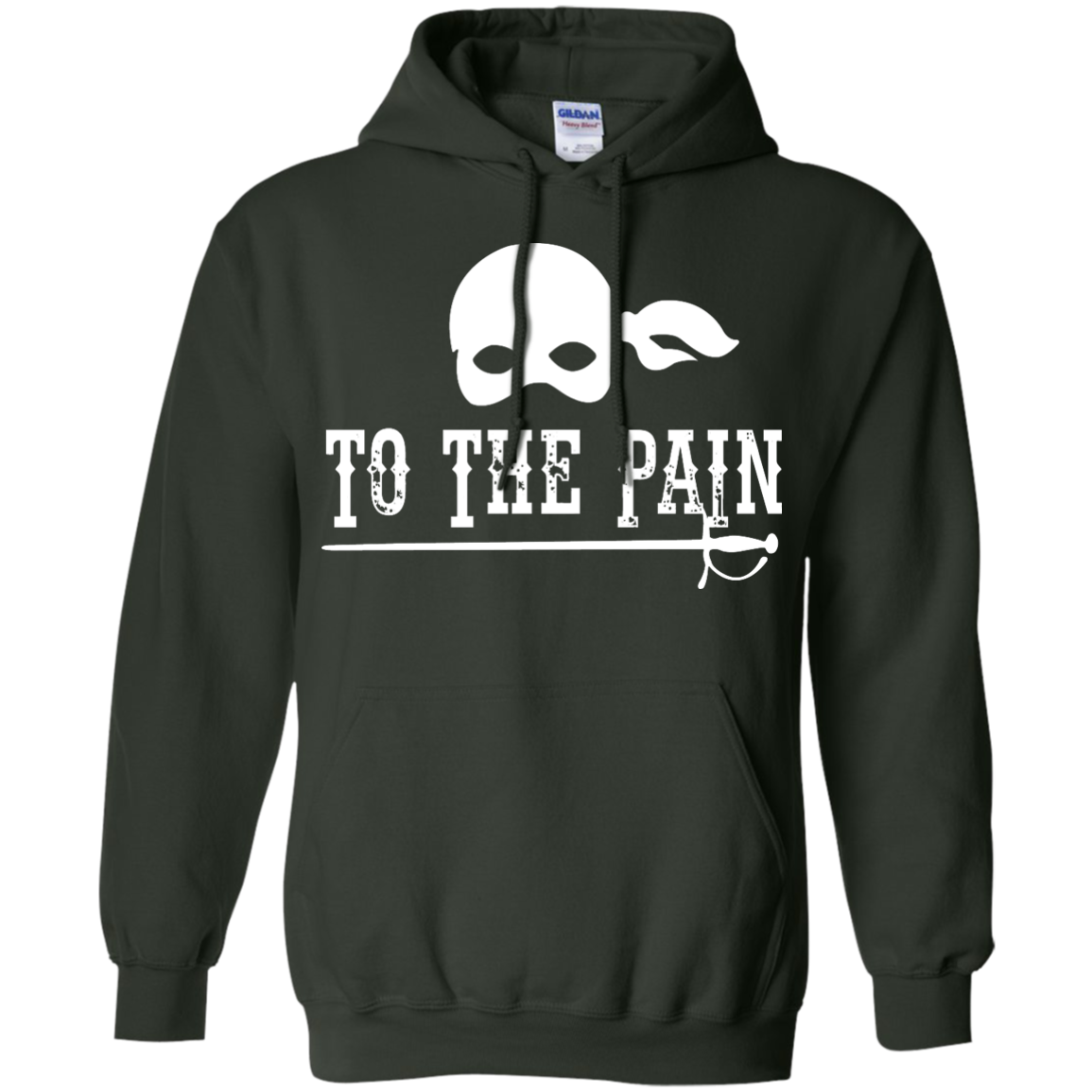 image 399px To The Pain The Princess Bride T Shirt, Tank Top
