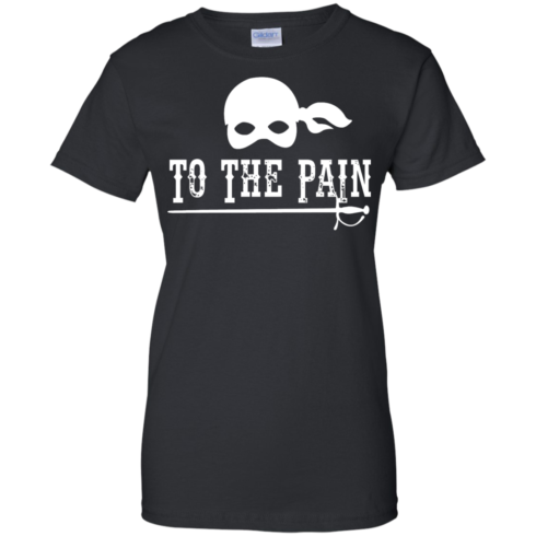 image 400 490x490px To The Pain The Princess Bride T Shirt, Tank Top