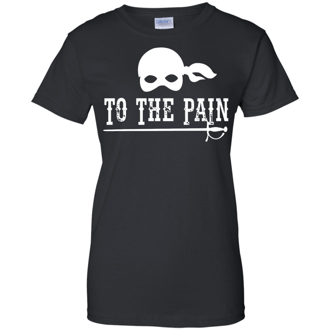 image 400px To The Pain The Princess Bride T Shirt, Tank Top