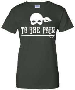 image 401 247x296px To The Pain The Princess Bride T Shirt, Tank Top