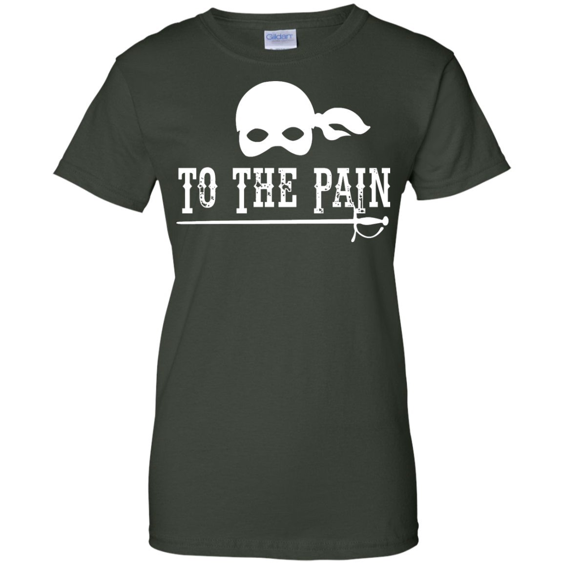 image 401px To The Pain The Princess Bride T Shirt, Tank Top