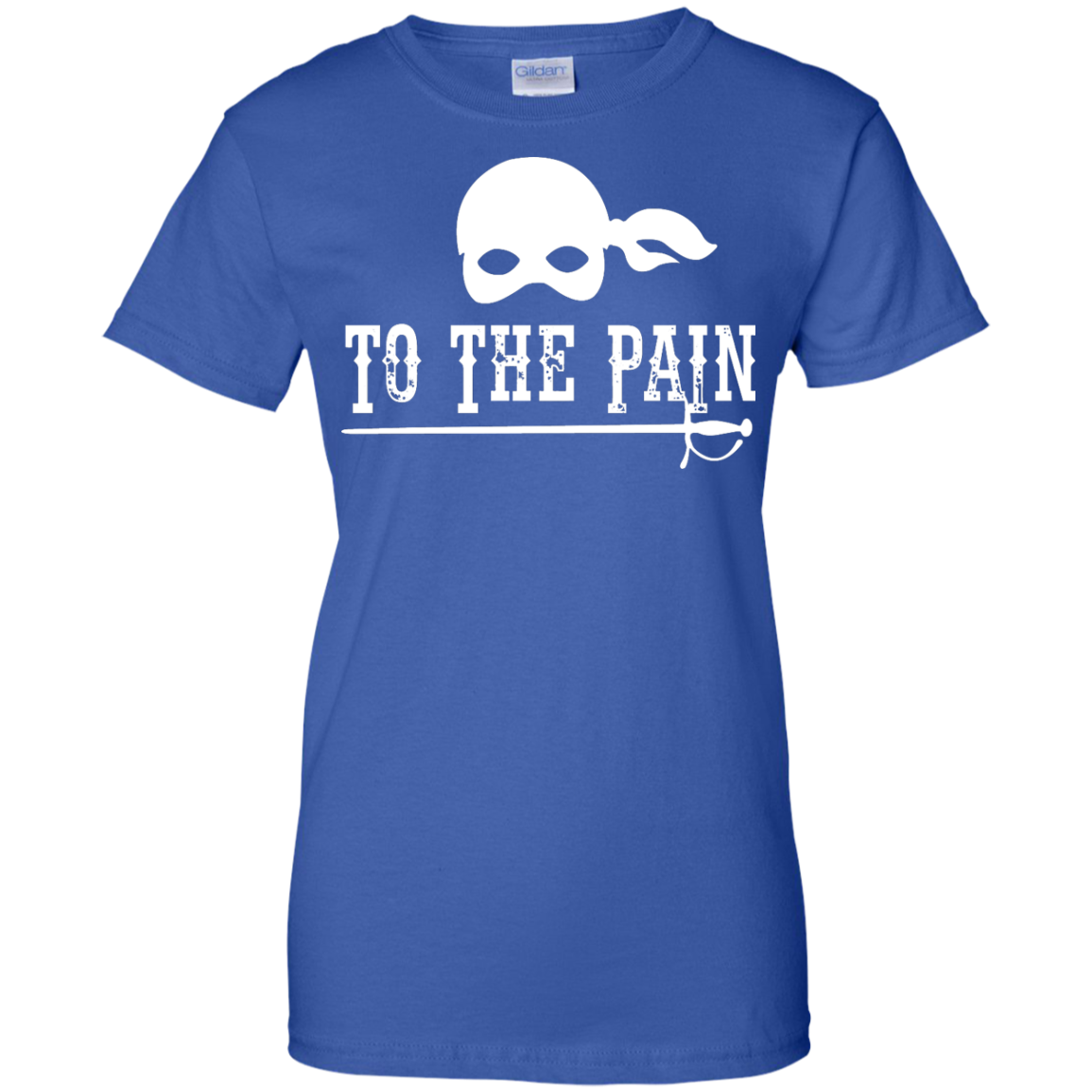 image 402px To The Pain The Princess Bride T Shirt, Tank Top