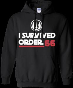 image 421 247x296px Star Wars T Shirt: I Survived Order 66 Shirt