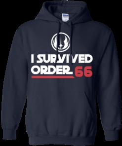 image 422 247x296px Star Wars T Shirt: I Survived Order 66 Shirt