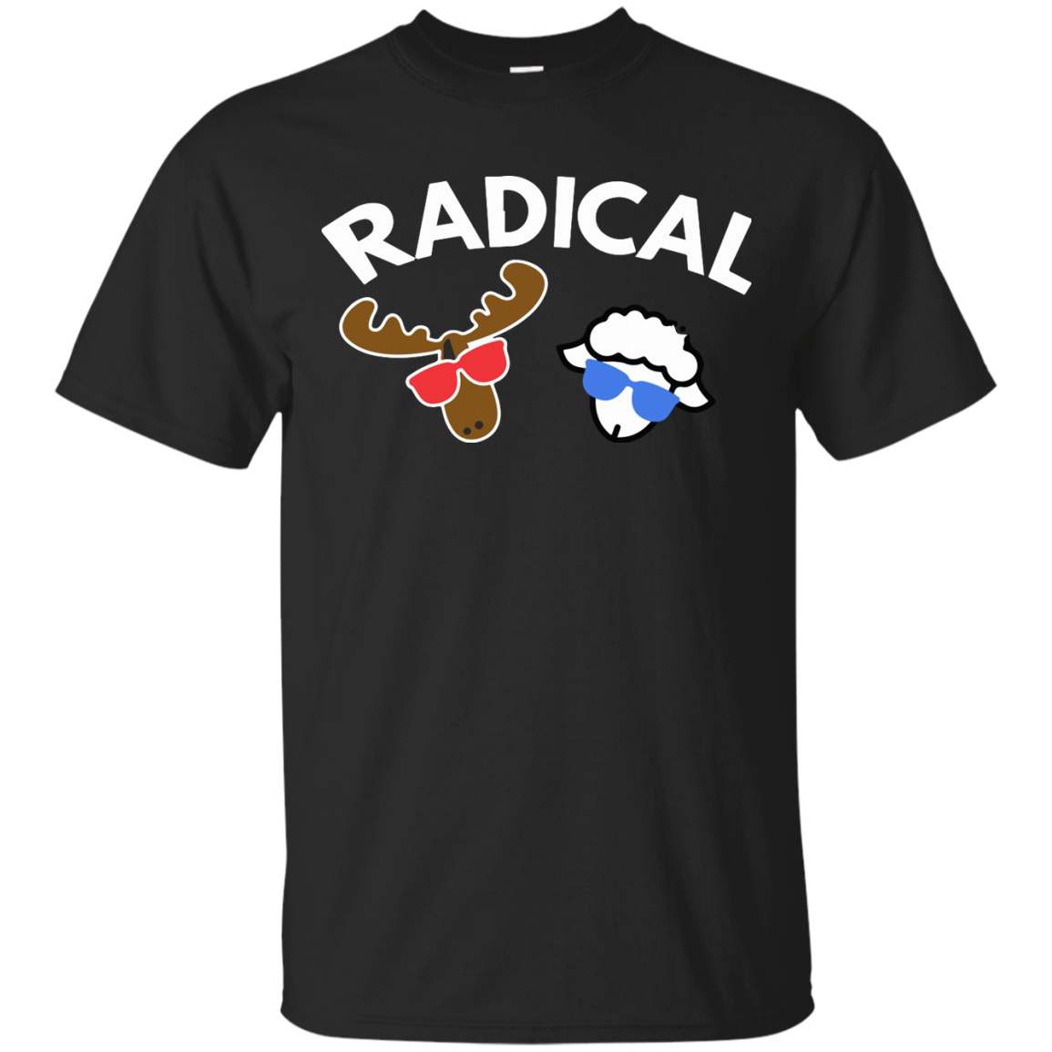 image 427px Radical Moose Lamb T Shirt, Hoodies, Tank