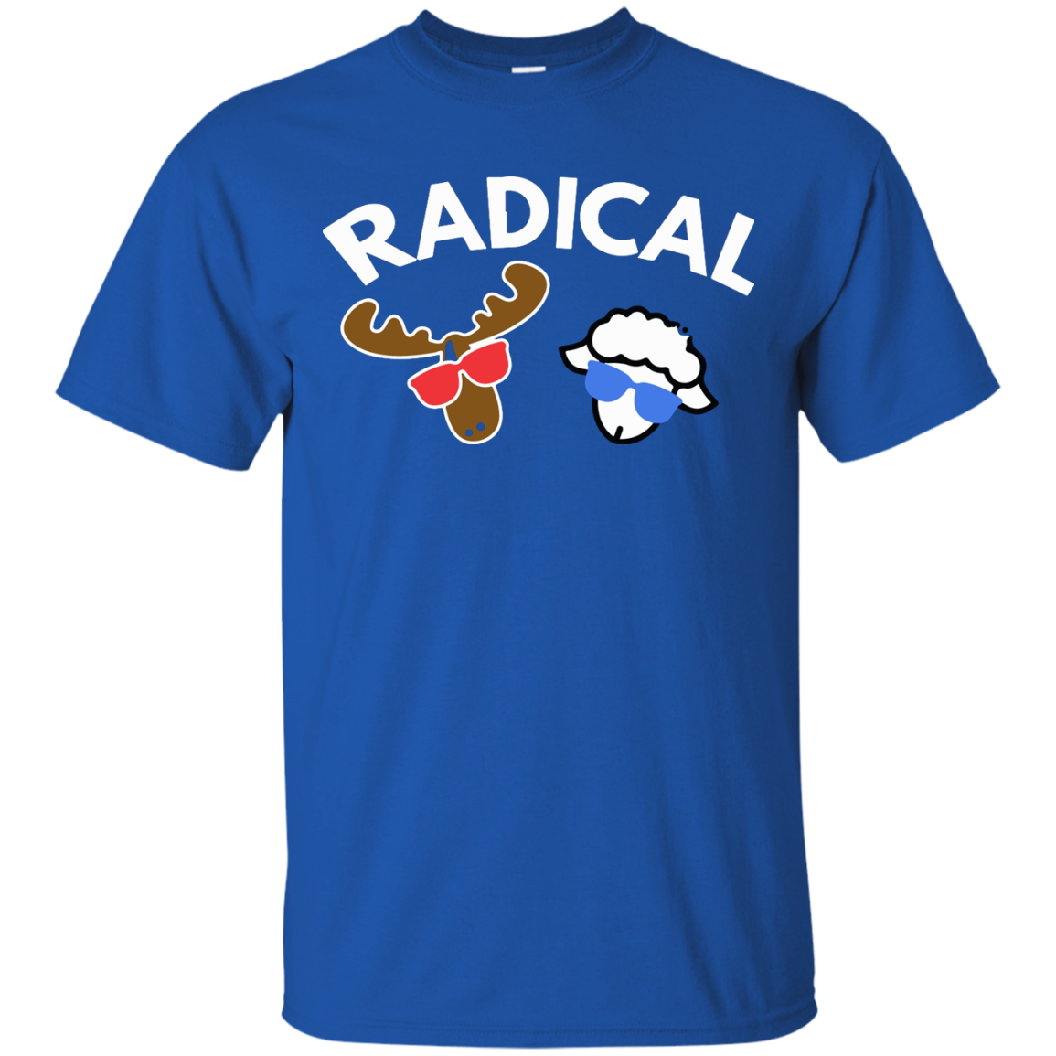image 428px Radical Moose Lamb T Shirt, Hoodies, Tank
