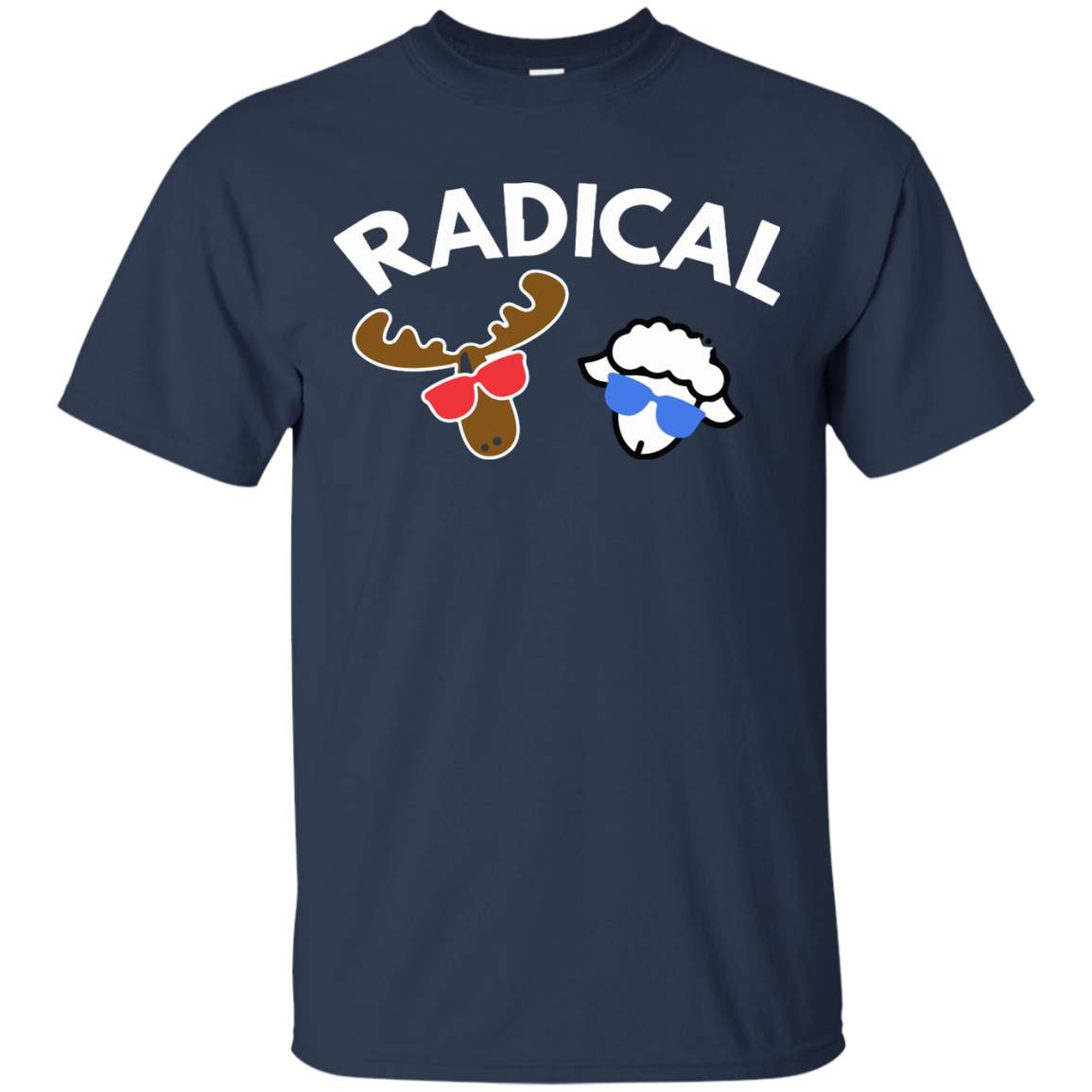 image 429px Radical Moose Lamb T Shirt, Hoodies, Tank