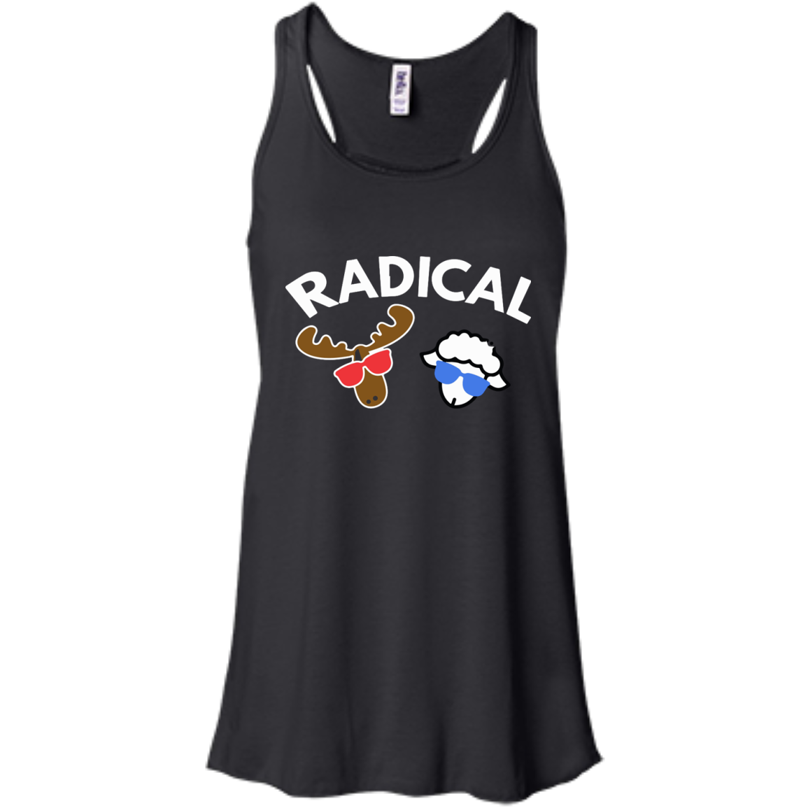 image 430px Radical Moose Lamb T Shirt, Hoodies, Tank