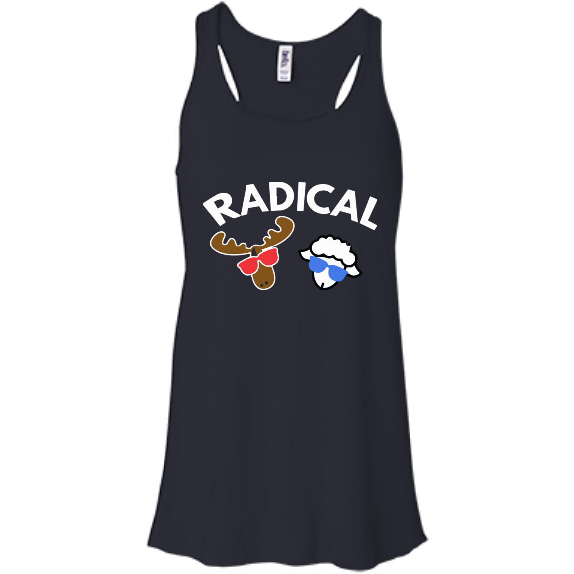 image 431px Radical Moose Lamb T Shirt, Hoodies, Tank
