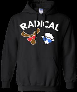 image 432 247x296px Radical Moose Lamb T Shirt, Hoodies, Tank