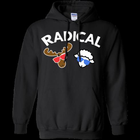 image 432 490x490px Radical Moose Lamb T Shirt, Hoodies, Tank
