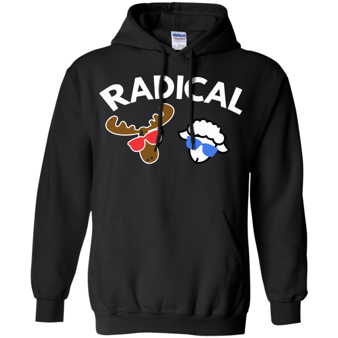 image 432px Radical Moose Lamb T Shirt, Hoodies, Tank