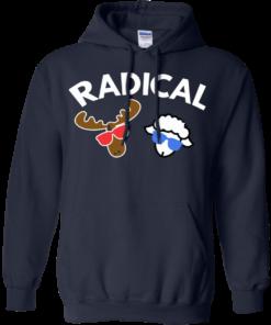 image 433 247x296px Radical Moose Lamb T Shirt, Hoodies, Tank