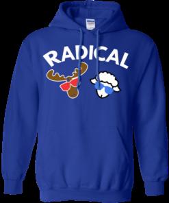 image 434 247x296px Radical Moose Lamb T Shirt, Hoodies, Tank