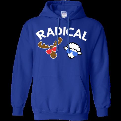 image 434 490x490px Radical Moose Lamb T Shirt, Hoodies, Tank