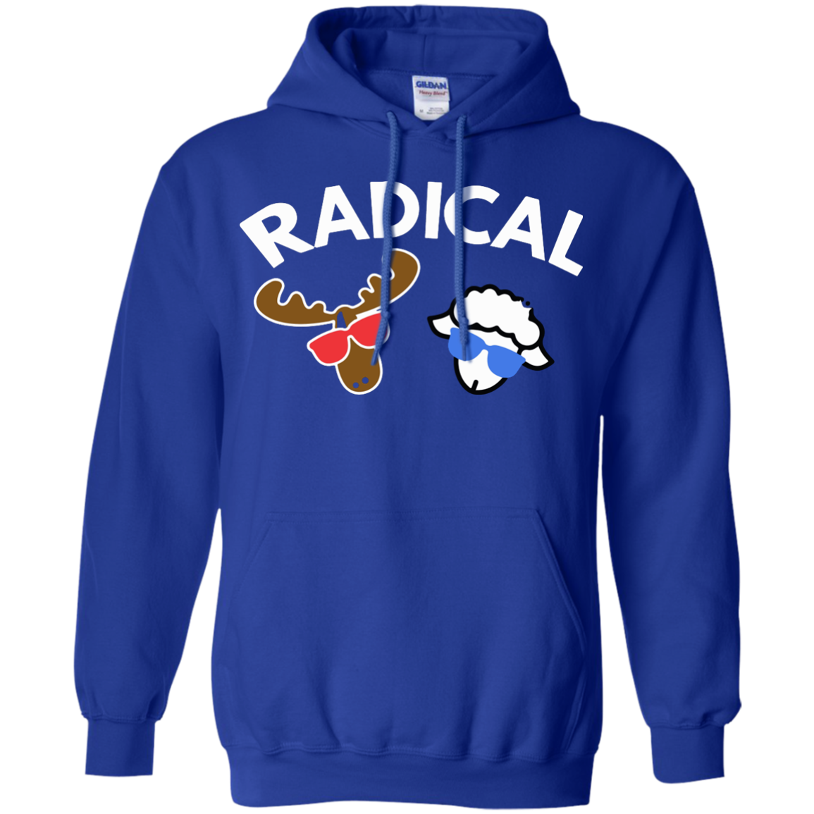 image 434px Radical Moose Lamb T Shirt, Hoodies, Tank