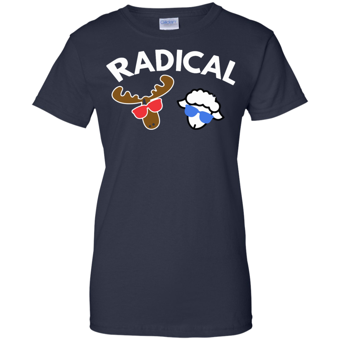 image 436px Radical Moose Lamb T Shirt, Hoodies, Tank