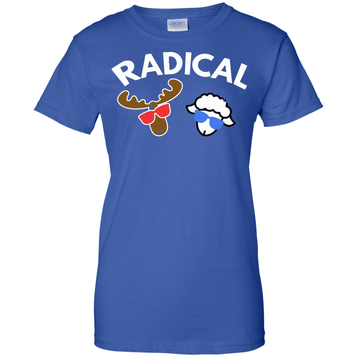 image 437px Radical Moose Lamb T Shirt, Hoodies, Tank