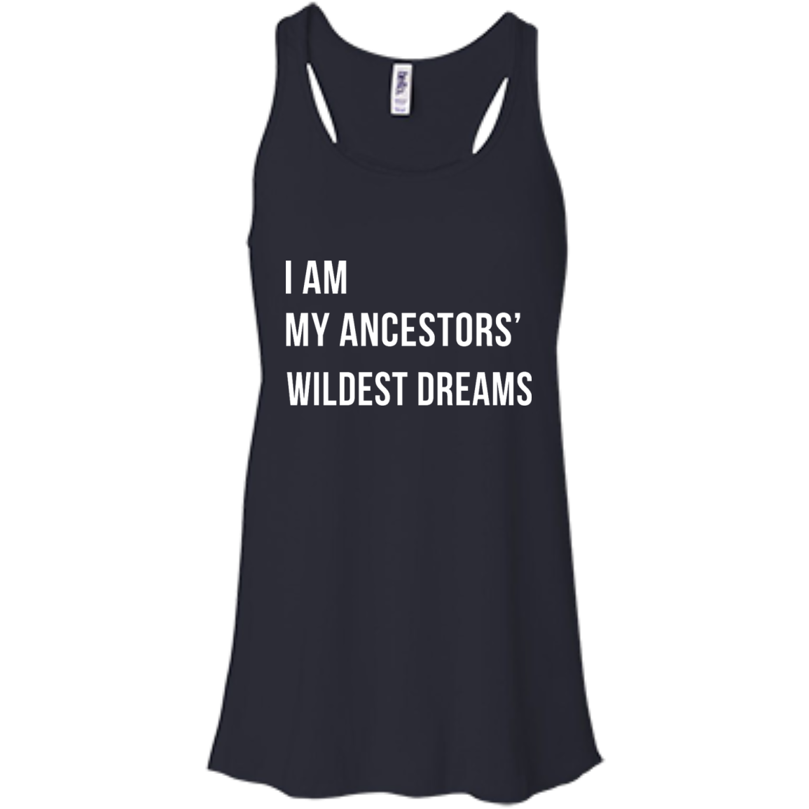 image 463px I am my ancestor wildest dreams t shirt
