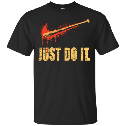 image 483 490x490px Lucille Just Do It shirt, The Walking Dead T Shirt, Tank Top