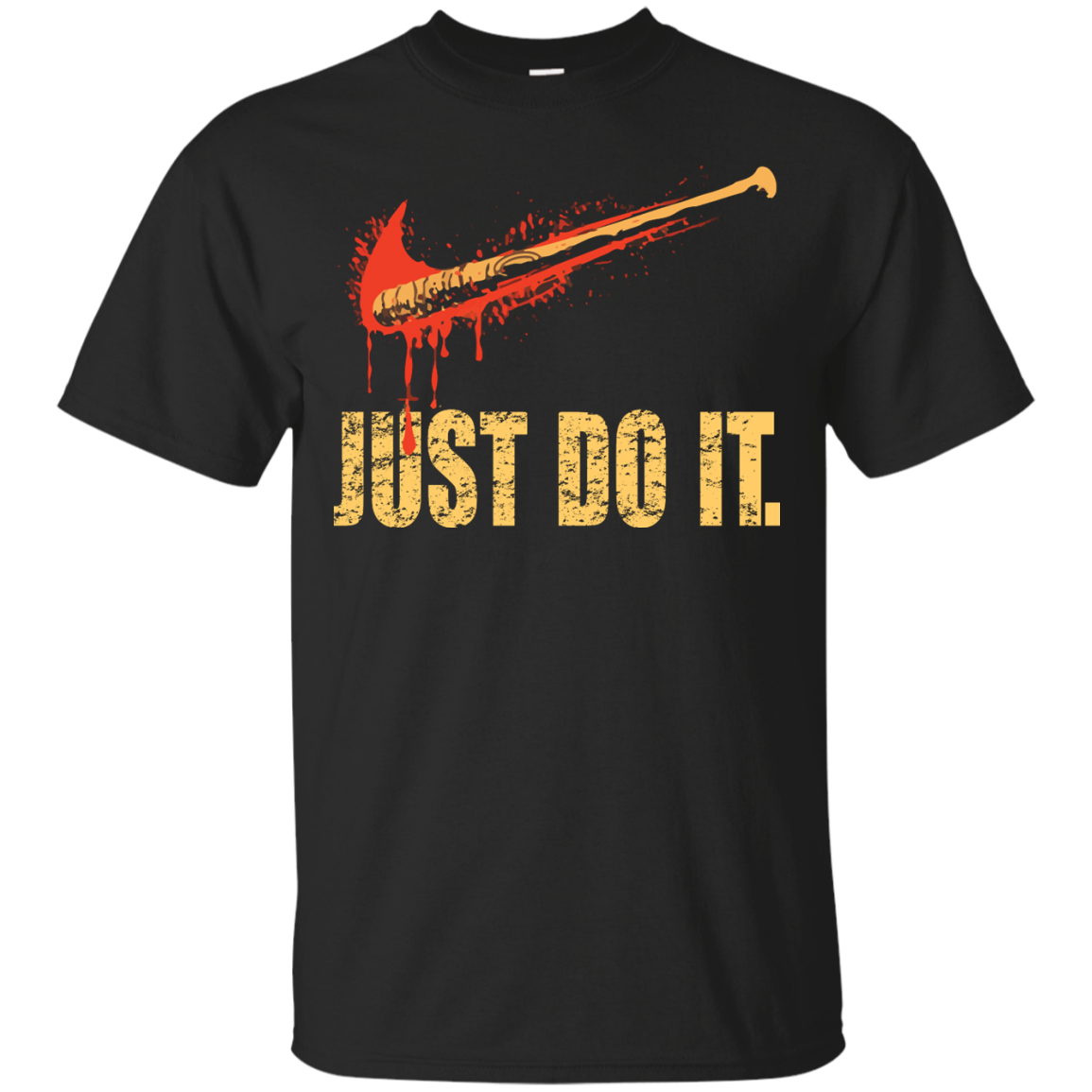 image 483px Lucille Just Do It shirt, The Walking Dead T Shirt, Tank Top