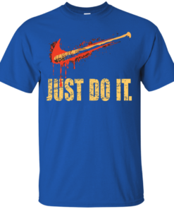 image 484 247x296px Lucille Just Do It shirt, The Walking Dead T Shirt, Tank Top