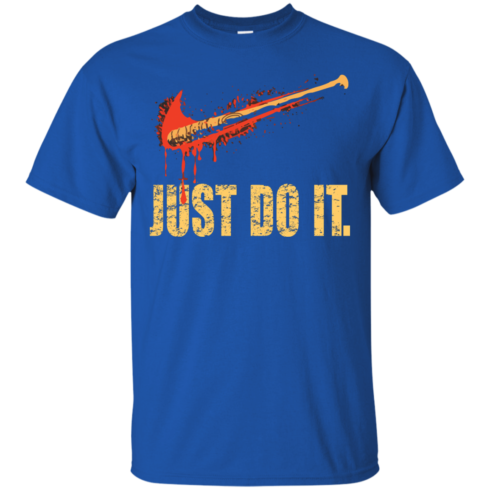 image 484 490x490px Lucille Just Do It shirt, The Walking Dead T Shirt, Tank Top
