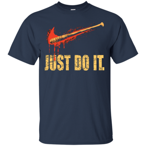 image 485 490x490px Lucille Just Do It shirt, The Walking Dead T Shirt, Tank Top