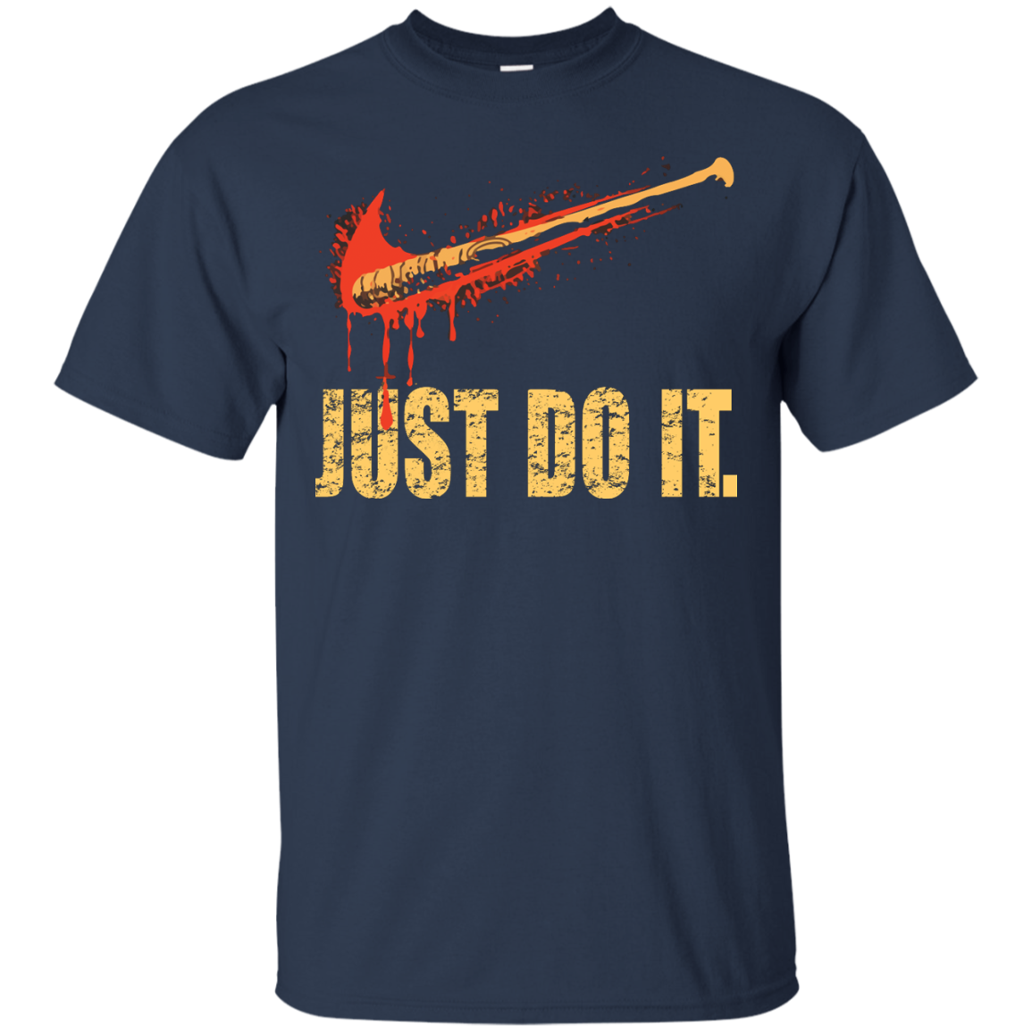 image 485px Lucille Just Do It shirt, The Walking Dead T Shirt, Tank Top
