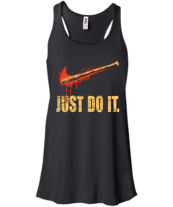 image 486 247x296px Lucille Just Do It shirt, The Walking Dead T Shirt, Tank Top