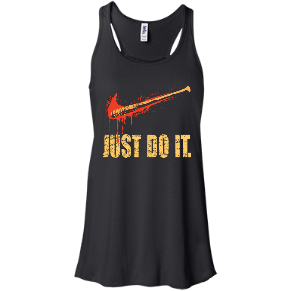 image 486px Lucille Just Do It shirt, The Walking Dead T Shirt, Tank Top