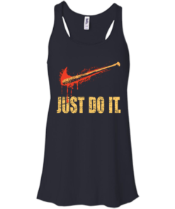 image 487 247x296px Lucille Just Do It shirt, The Walking Dead T Shirt, Tank Top