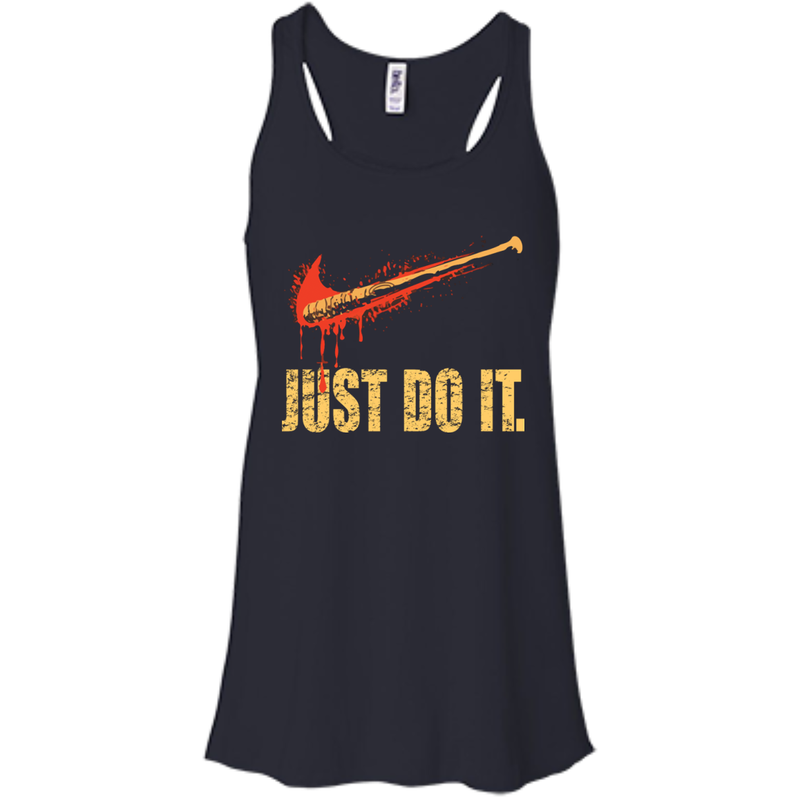 image 487px Lucille Just Do It shirt, The Walking Dead T Shirt, Tank Top