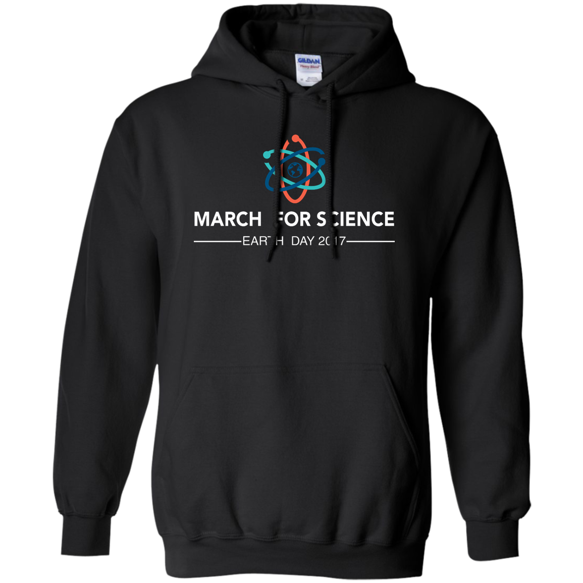 image 499px March For Science Earth Day 2017 T Shirt, Hoodies
