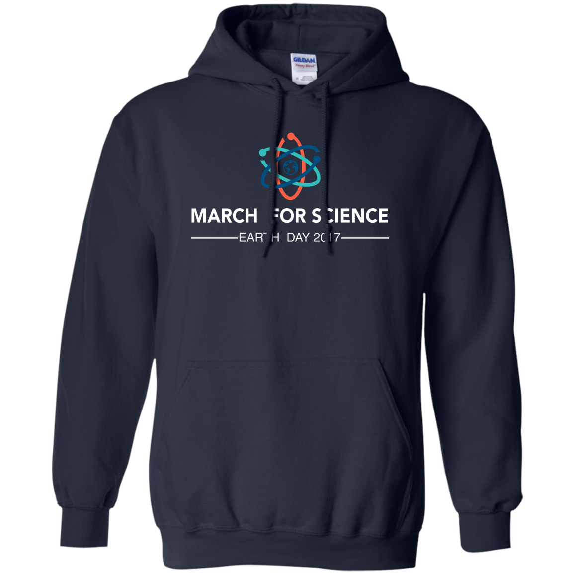 image 500px March For Science Earth Day 2017 T Shirt, Hoodies