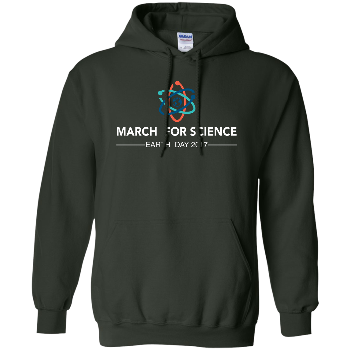 image 501px March For Science Earth Day 2017 T Shirt, Hoodies