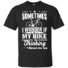image 516 100x100px 5 Things I Like Almost As Much As Riding My Bike T Shirt