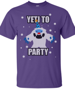 image 566 247x296px Yeti To Party Christmas Sweater