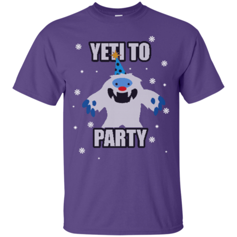 image 566 490x490px Yeti To Party Christmas Sweater