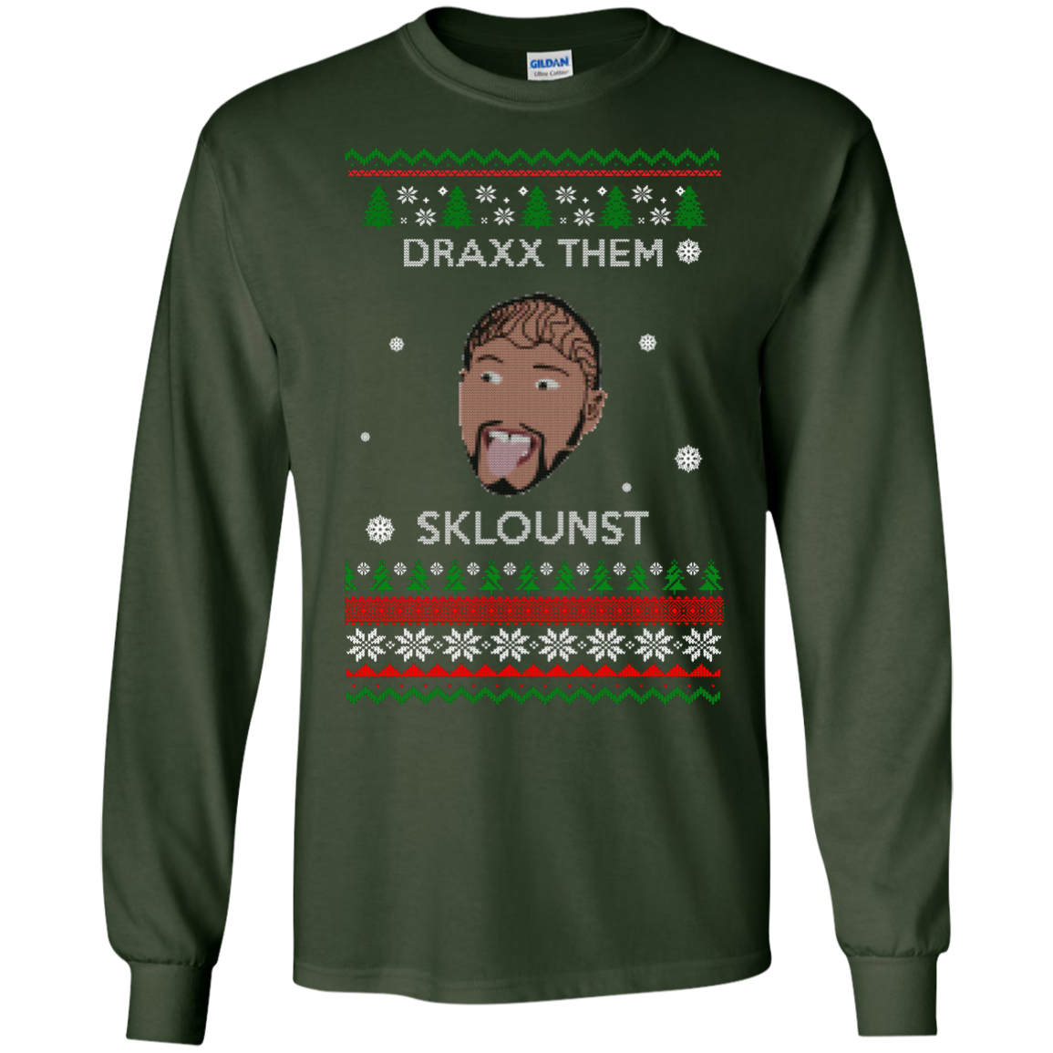 image 582px Draxx Them Sklounst Christmas Sweater, T Shirt, Hoodies