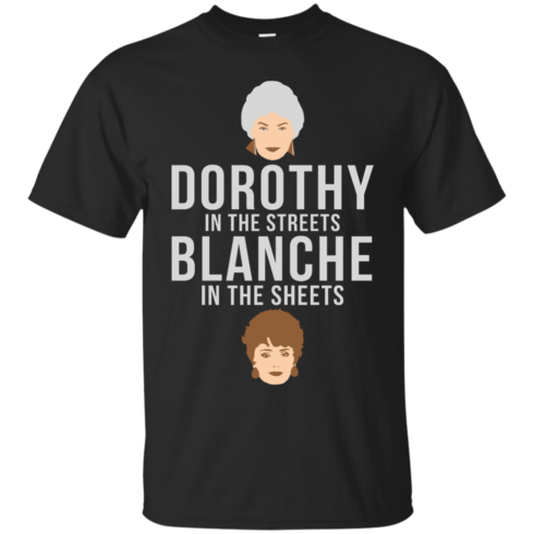 image 600 490x490px Dorothy in the streets Blanche in the sheets The Golden Girls