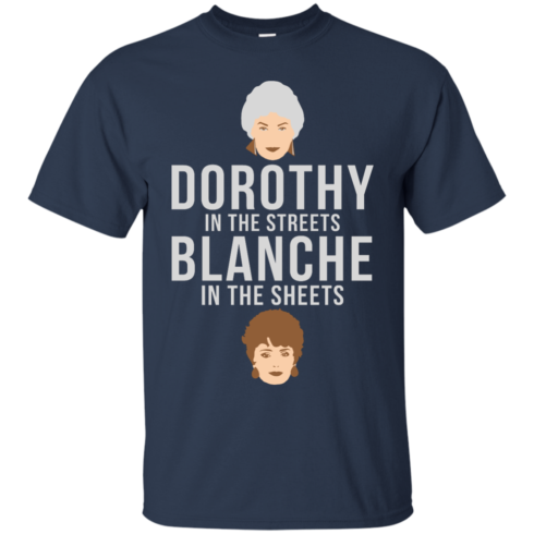 image 601 490x490px Dorothy in the streets Blanche in the sheets The Golden Girls