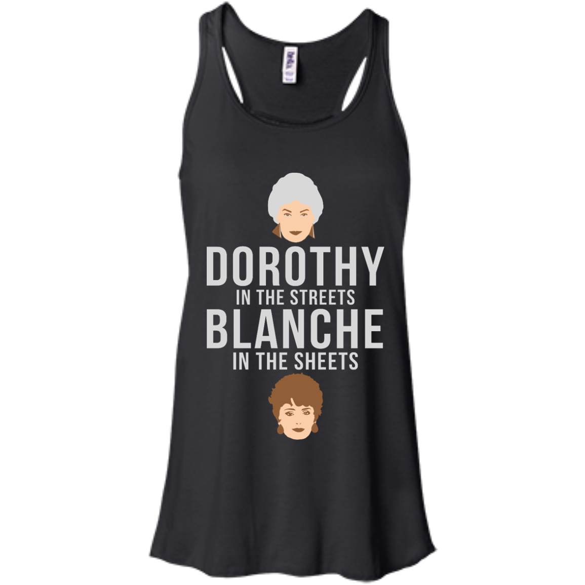 image 603px Dorothy in the streets Blanche in the sheets The Golden Girls