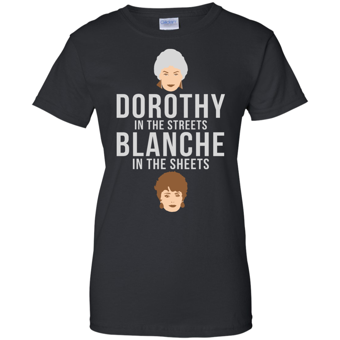 image 608px Dorothy in the streets Blanche in the sheets The Golden Girls
