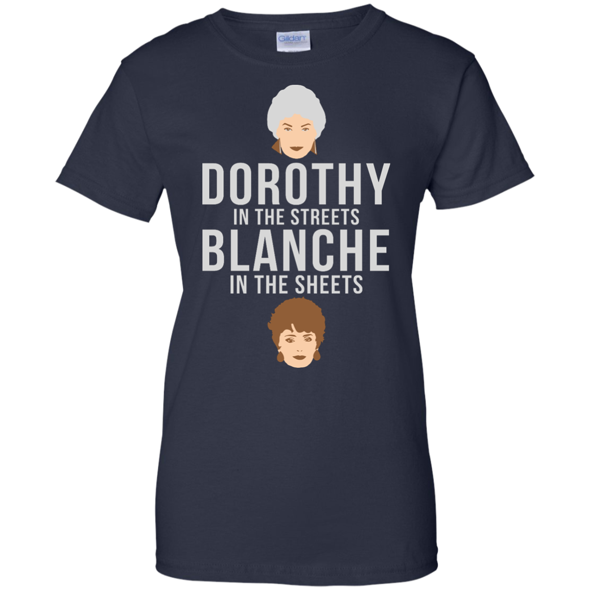 image 610px Dorothy in the streets Blanche in the sheets The Golden Girls