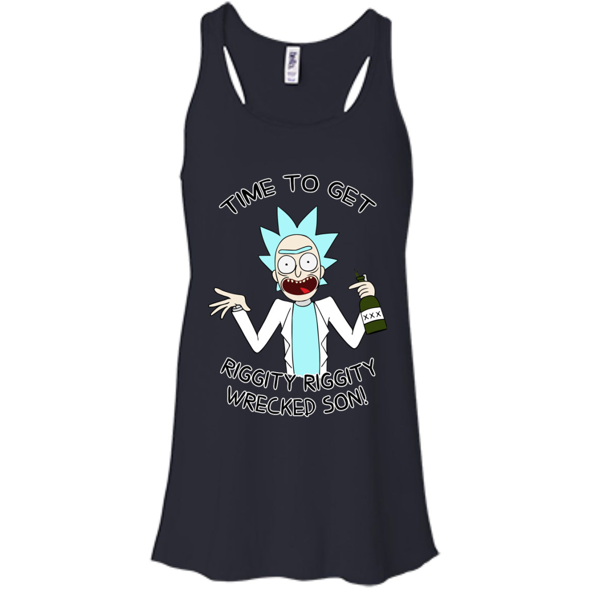 image 615px Time To Get Riggity Riggity Wrecked Son T Shirt, Tank Top