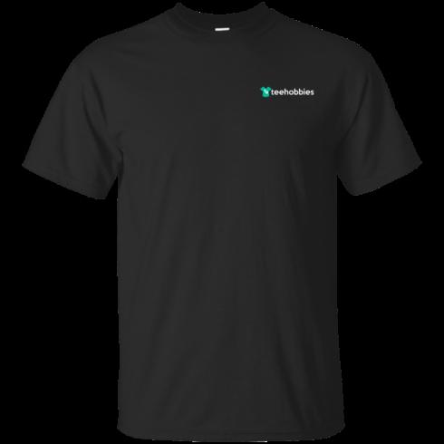 image 622 490x490px Teehobbies Logo T Shirt Men & Women Styles