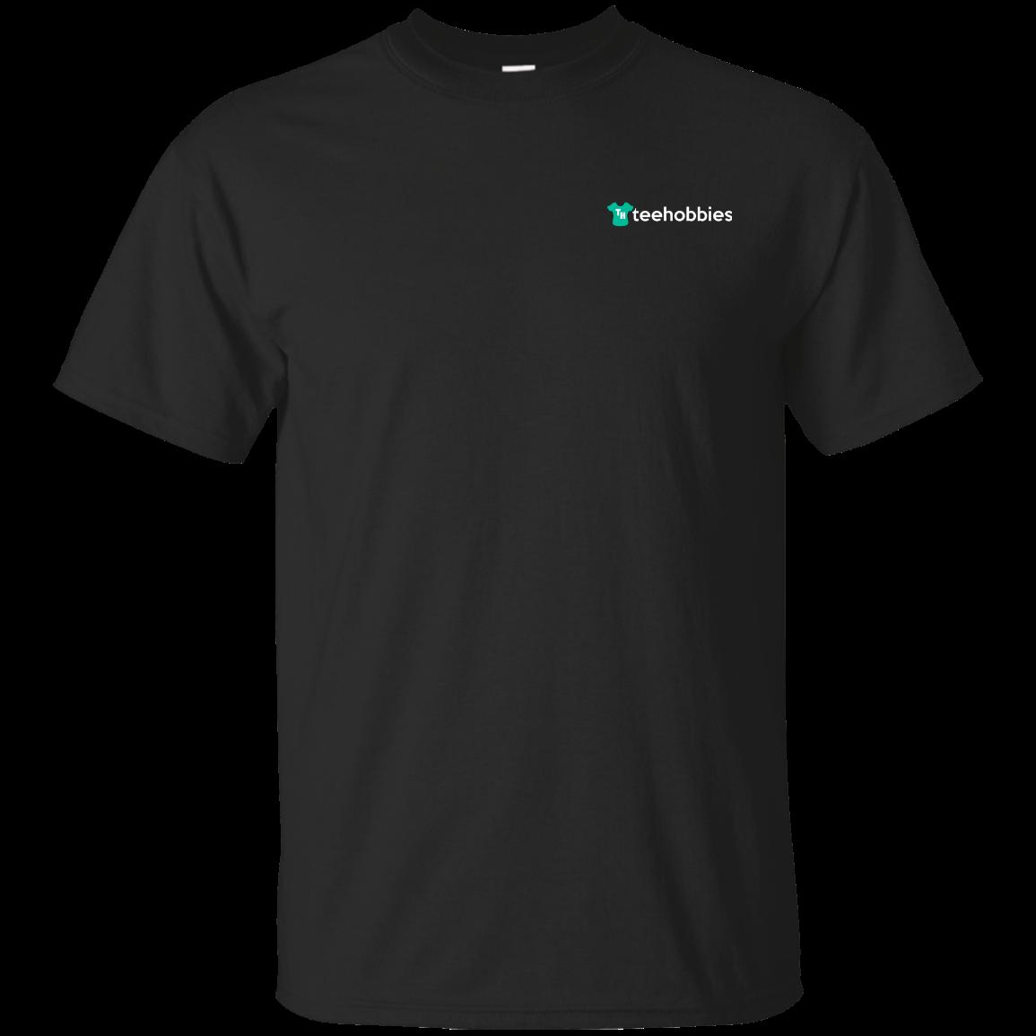image 622px Teehobbies Logo T Shirt Men & Women Styles
