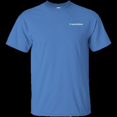 image 623 490x490px Teehobbies Logo T Shirt Men & Women Styles