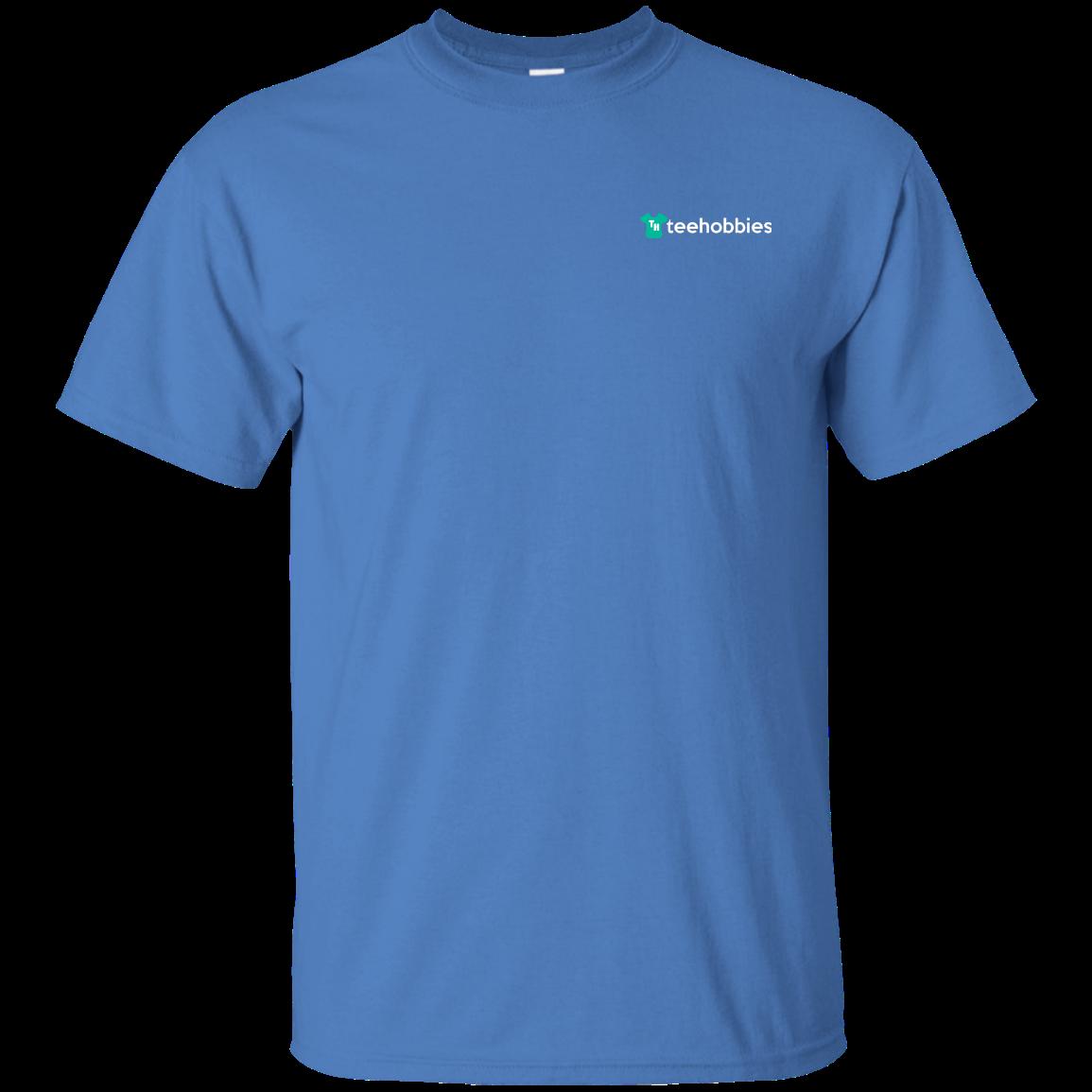 image 623px Teehobbies Logo T Shirt Men & Women Styles